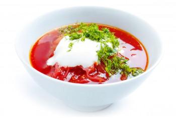Первое блюдо - «Борщ»