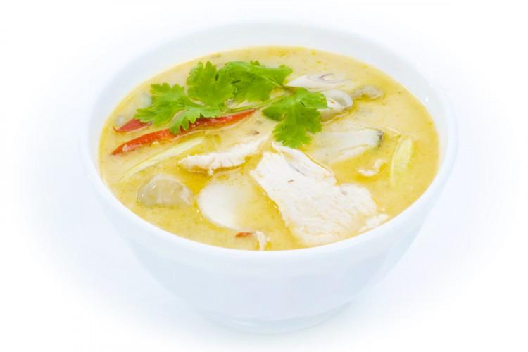 Первое блюдо - «Куриный суп»