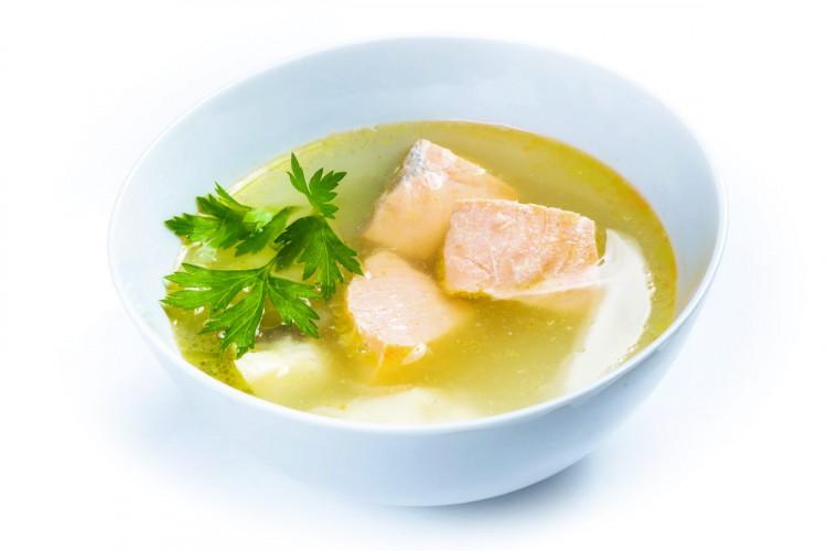 Первое блюдо - «Рыбный суп»