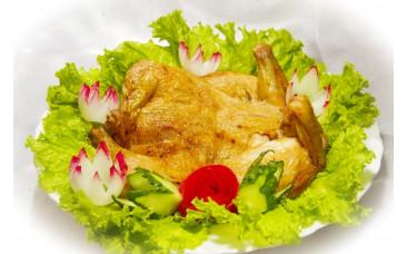 Блюдо на второе - «Курица в тандыре»