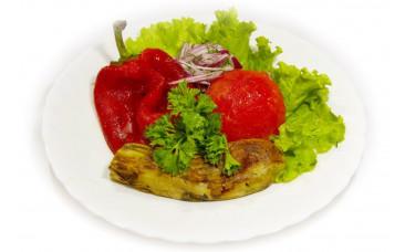 Горячий гарнир - «Овощи запеченные в тандыре»