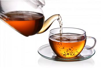 Горячий напиток - «Чай черный»