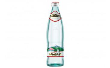 Холодный напиток - «Минеральная вода «Боржоми»