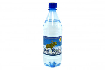 Холодный напиток - «Минеральная вода «Хан-куль»