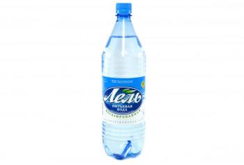 Холодный напиток - «Питьевая вода «Лель»