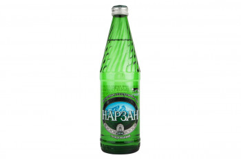 Холодный напиток - «Минеральная вода «Нарзан»