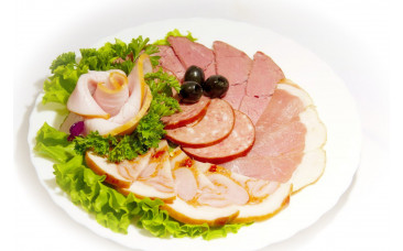 Холодная закуска - «Мясная нарезка»