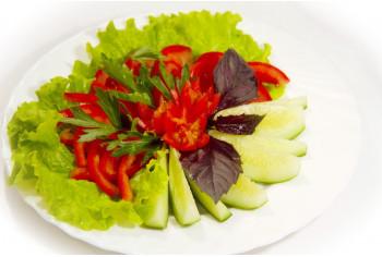 Холодная закуска - «Овощная нарезка»