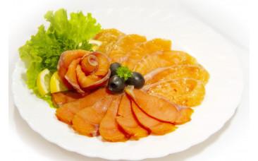 Холодная закуска - «Рыбная нарезка»