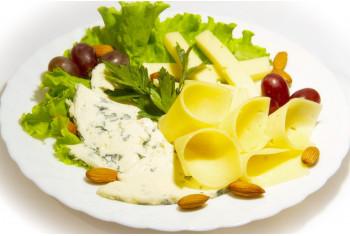 Холодная закуска - «Сырная нарезка»