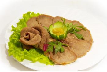 Холодная закуска - «Язык говяжий»