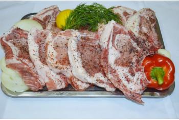 Маринованное мясо - «Антрекот из свинины»