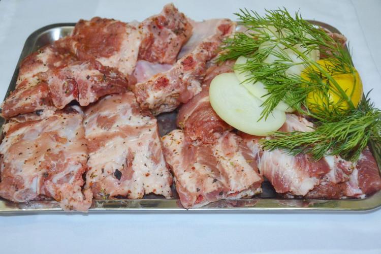 Маринованное мясо - «Свинные ребрышки»
