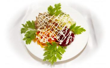 Салат мясной - «Чафан»