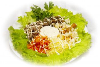 Салат мясной - «Ермак»