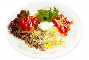 Салат мясной - «Эммануэль»
