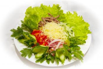 Салат мясной - «Селяне»