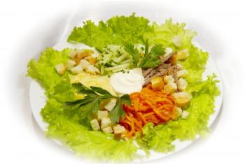 Салат мясной - «Вкусно»