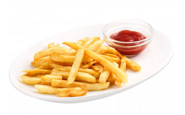 Горячий гарнир - «Картофель фри»